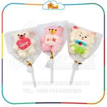 Animal Shape Marshmallow Lollipop