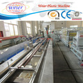 Wood plastic machine Wood Profile making machine production line