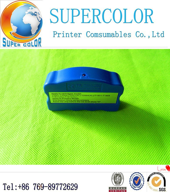 Supercolor 10% Discount Chip Resetter For EPSON Expression Home XP-200 XP-300 XP-400 Printer