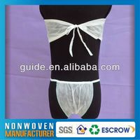 non-woven disposable panties (disposable G-string, disposable T-back)