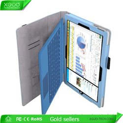 Best selling case for microsoft surface pro 3 stand leather case 12 inch
