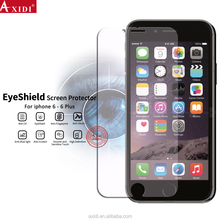 OEM&ODM anti blue light Protective film For Iphone 6 6+ Nano anti-shock Screen Protectors