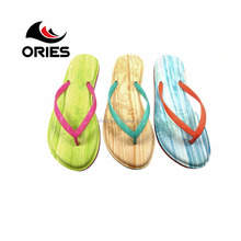 wholesale factory custom embossed hotel flip flops factory