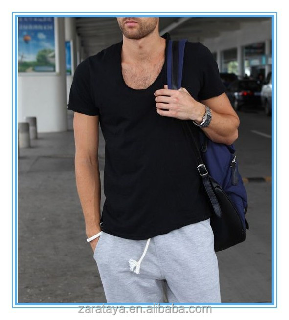 men's t shirt for wholesale online shop india dresses black short lace open back skirt cheap blank body tight t-shirts