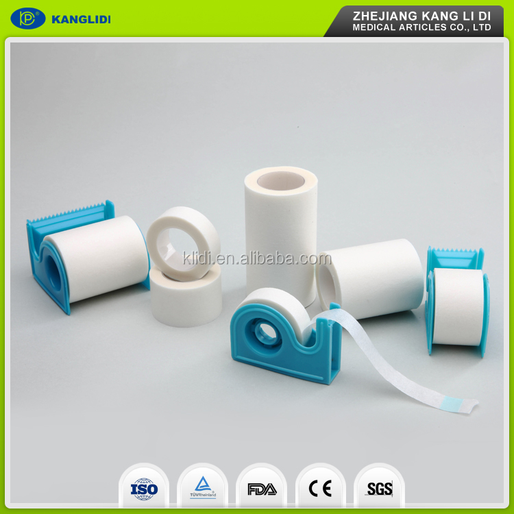 disposable medical non-woven adhesive microporous tape surgical tape