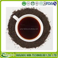 GMP Factory China supplier best quality keemun black tea powder / black tea extract