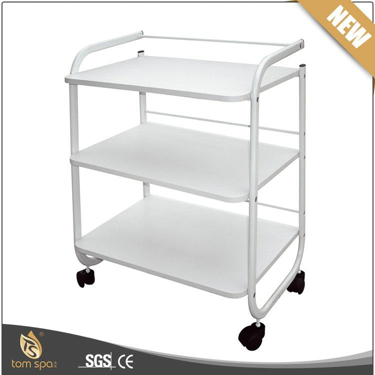 TS-4201 wear resistance material salon trolley