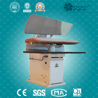 clothes pressing machine, commercial laundry press machine, dry cleaning press machine