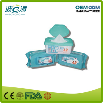 High quality OEM manufacturer baby wipe plastic cases