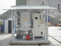 Mobile Transformer Oil Filtration System/Vacuum Oil Degassing Unit/Oil Degassifier