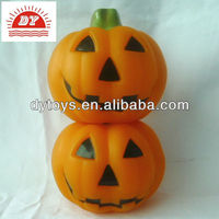 Plastic Halloween Pumpkin with LED Light ICTI Factory