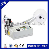 hair bow making ribbon cutting machine