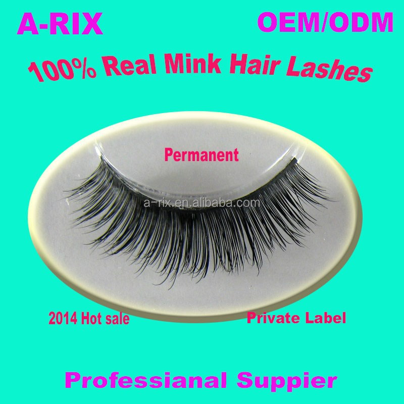 OEM duplicate different styles Luxury Mink Fur Lashes