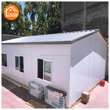 China Manufactured high quality luxury prefab houses