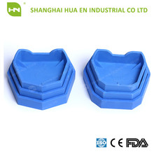 Medical disposbale dental silicone material impression trays