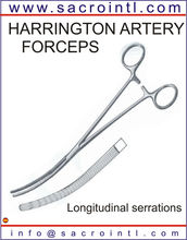 HARRINGTON ARTERY FORCEPS Surgical Instruments