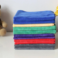 Microfiber car cleaning cloth for car washing towel