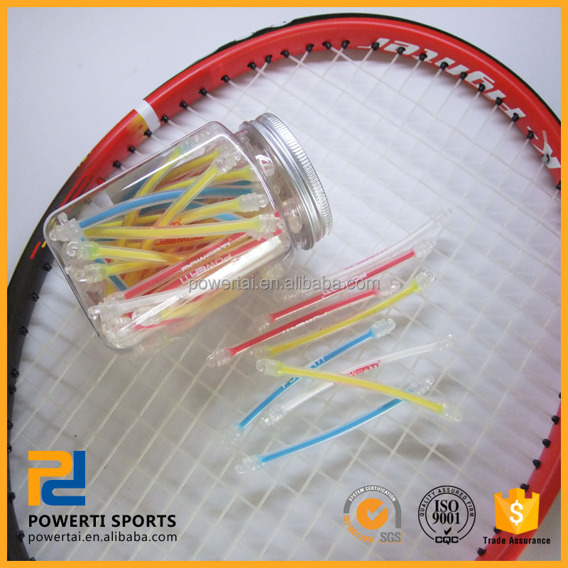 Tennis Accessories Worm String Silicone Tennis Shock Absorber Vibration Dampener