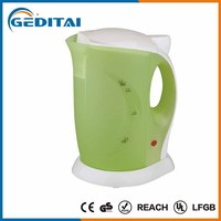 2016 high quality automatic switch off mini travel cordless electric water kettle