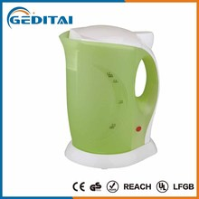 high quality automatic switch off mini travel cordless electric water kettle