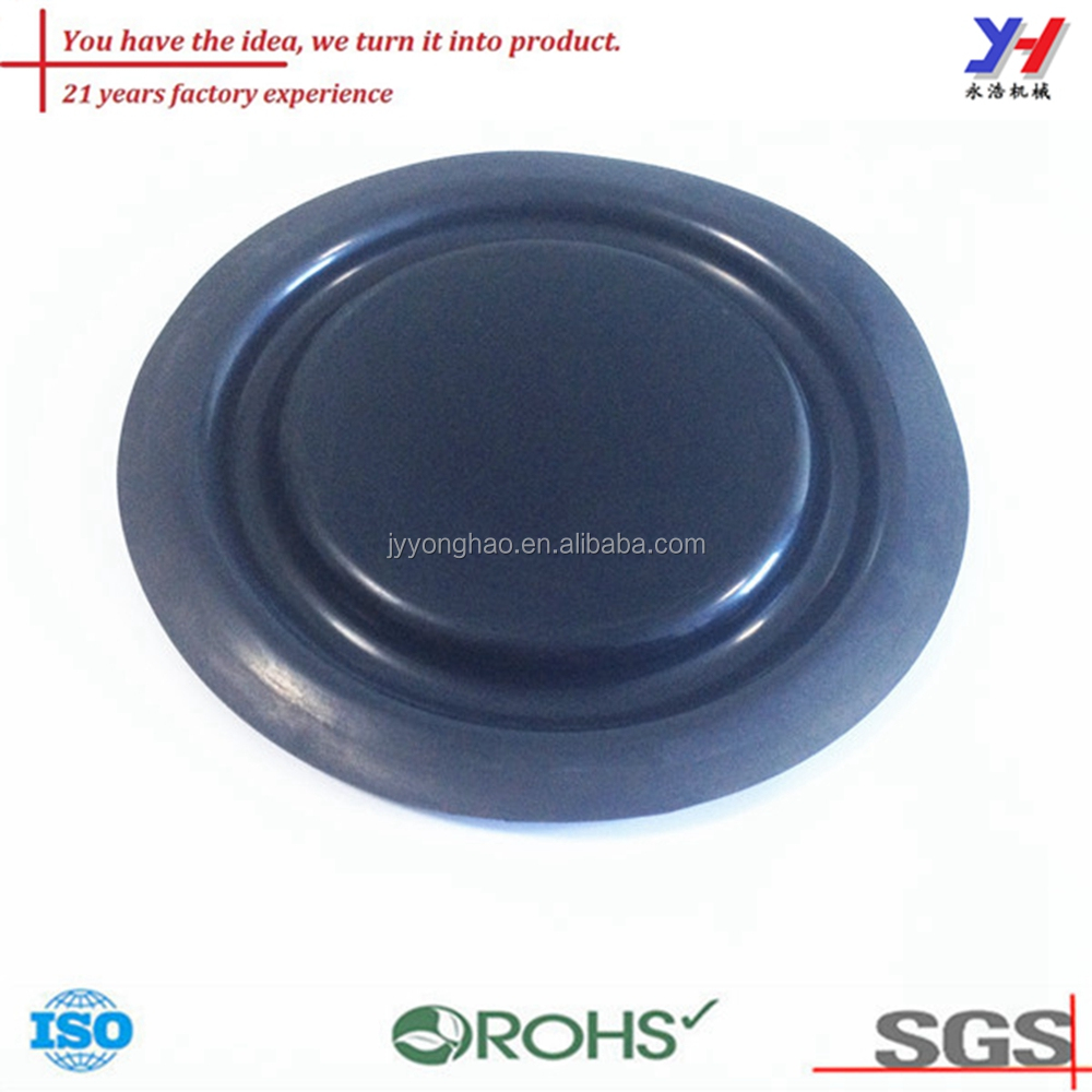 OEM ODM customized excellent quality rubber stopper groove black rubber washer