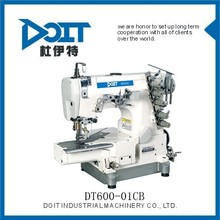 DT600-01CB Cylinder bed type interlock sewing pants making machine