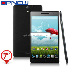 Cheap 4g phablet 7 inch android 6.0 tablet with dual sim slot 4g lte