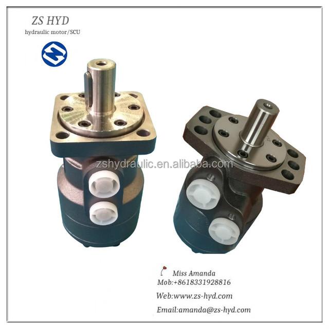 OMR hydraulic motor bmr Eaton Charlynn LSHT hydraulic motor M+S MR MLHR hydraulic orbit motor