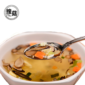 Concentrated Healthy instant dried instant vegetable soup