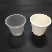 120ml Disposable PP plastic frozen yogurt cup ice cream cup