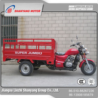 Cheaper Strong power three-wheel motorcycle