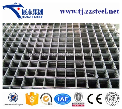 concrete reinforcing steel welded wire mesh panel steel mesh