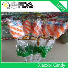 HALAL yummy Ice cream bar shape fruity flavour lollipop with FACTORY price