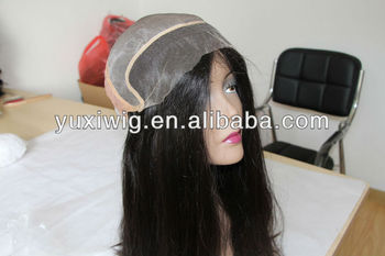 unique quality no shedding tangle free comfortable aaaaa human hair full lace wig