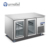 FRCF-6-1 FURNOTEL 2 Glass Doors Refrigerator and Freezer 1350 L Capacity