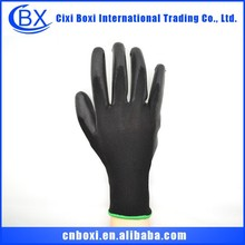 2014 Brand new acrylic/cotton/nylon/blended safety gloves,latex coated work glove