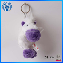 Cute Plush Toy Keychain Custom Keychain Horse Toy Keychain