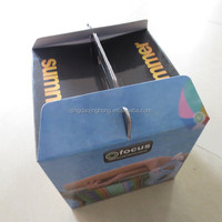 Custom Printed corrugated Die Cut Shipping Cartons box