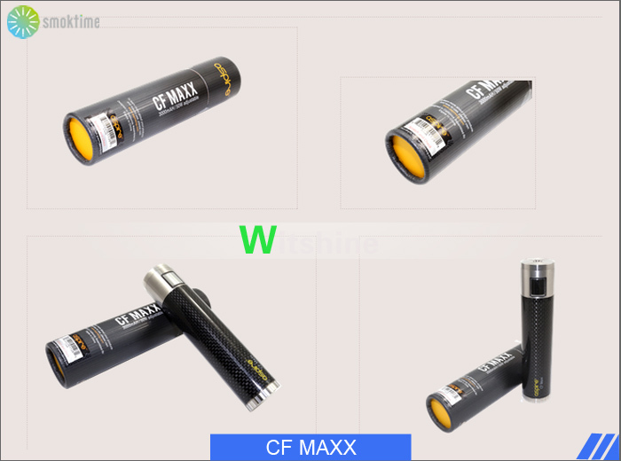 Newest and hottest selling 0.3-0.5 Sub Ohm Mod Battery 3000mah Aspire CF Maxx