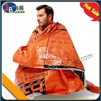wholesale china supplier orange blanket emergency Survival Kit