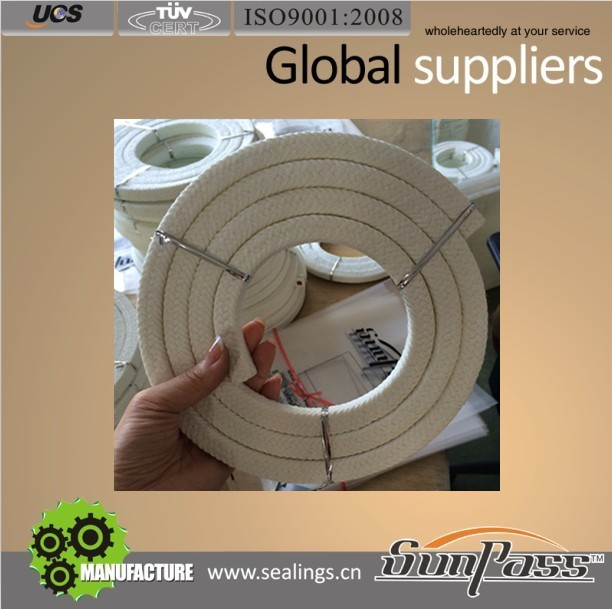Acrylic Packing Tape With PTFE Emulsion For Sealings