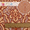 Factory fall plate embroidered lace fabric samples of lace orange african lace wholesalefor dresses