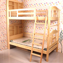 Hot sales modern wooden children bed