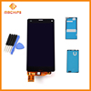 Best Choice New display with frame for sony xperia z3 mini/compact lcd with touch screen