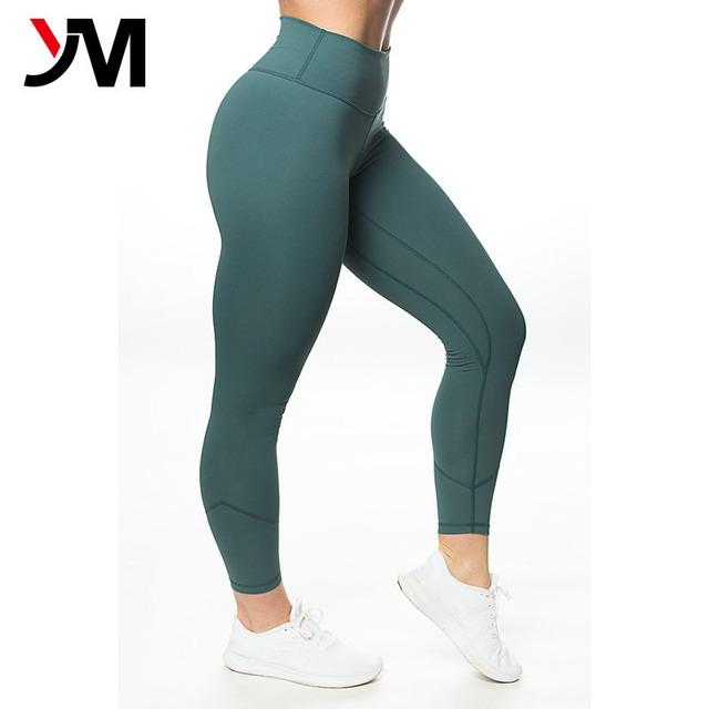 Fashion Custom Pattern Sublimated Printed Fitness Tights Womens Yoga Pants