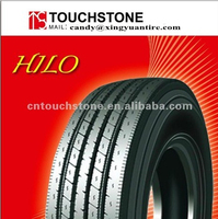 HILO&ANNAITE Radial Truck Tyre With Tube Size R20 And Tubeless Size R22.5 Tyres Truck