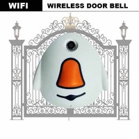 2016 support smart phone APP talking wireless doorbell