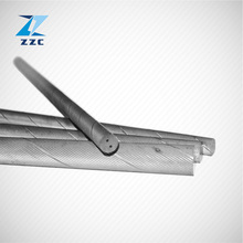 Manufacturer yg8 tungsten carbide 6mm rod with high rigidity
