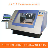 vertical drilling machine 2/double spindles/Axis CNC Molding milling machines manufacturer price