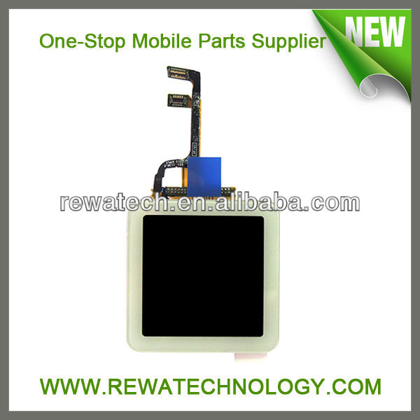 New Arrival for Apple iPod Nano 6th Gen LCD Touch Screen Assembly